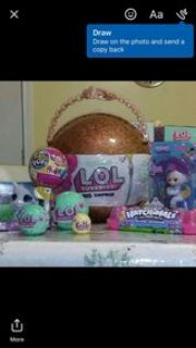 Toys (Fingerlings,, LOL Surprise, Hatchimals, Pikmi and more)