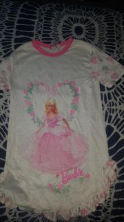 Vintage Barbie night gown size 6