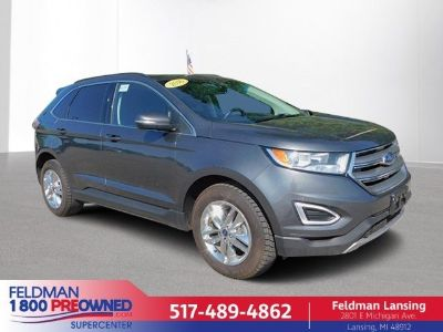 2016 Ford Edge (Magnetic Metallic)