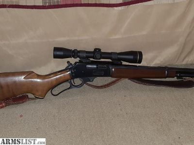 For Sale/Trade: Marlin 35 rem. And CZ 452 trainer