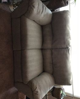 Mealey s Reclining Love Seat