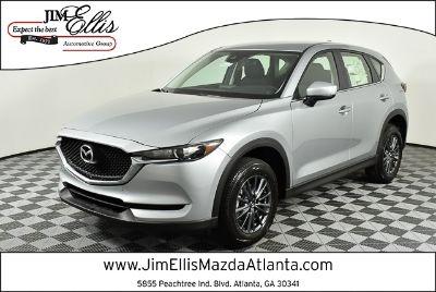 2019 Mazda CX-5 Sport (Sonic Silver Metallic)
