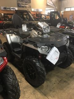 2018 Polaris Sportsman Touring 570 SP Utility ATVs Woodstock, IL