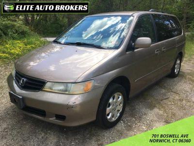 2003 Honda Odyssey EX-L (Sandstone Metallic)