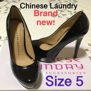 Brand new Chinese Laundry High Heels! Size 5 Black