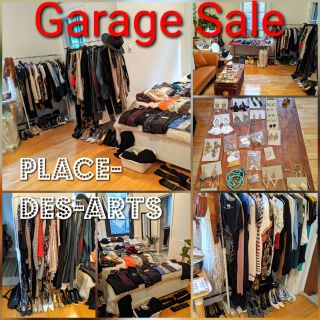 Women Garage Sale - Place-des-Arts
