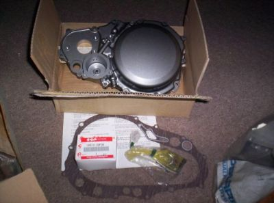 Sell Arctic Cat ATV DVX 400 2004-08 Clutch Cover 05-06 Clutch Cover Kit OEM 0437-052 motorcycle in Aitkin, Minnesota, United States, for US $169.99