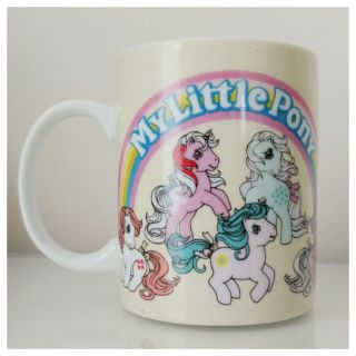 New in Package My Little Pony Mug 80's Vintage