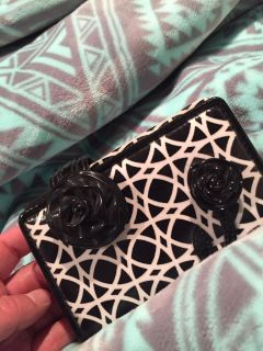 Vera Bradley wallet (barely used)