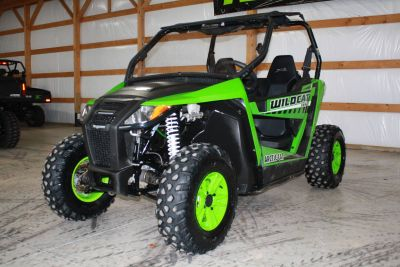 2016 Arctic Cat Wildcat Trail Sport Side x Side ATVs Campbellsville, KY
