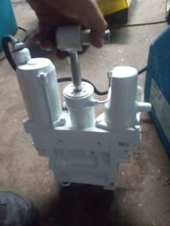 Purchase Suzuki outboard trim unit ...Nice!!! motorcycle in Tavares, Florida, United States, for US $499.00