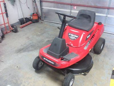 murry riding mower 30 inch