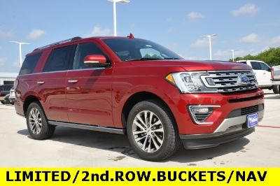2018 Ford Expedition Limited (Ruby Red Metallic)