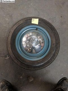 Miscellaneous VW Wheels - early smoothy, etc