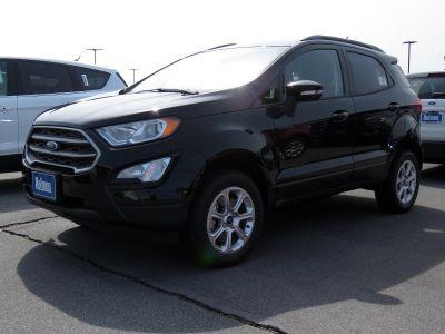 2019 Ford EcoSport SE (Shadow Black)