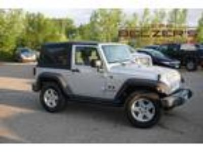 used 2008 Jeep Wrangler for sale.