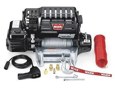 """Buy Warn PowerPlant Dual Force HP Winch 71800 9500 lbs 5/16""""x125' Line Power Out motorcycle in Tallmadge, Ohio, US, for US $1,599.00"""
