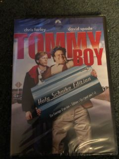 BN Tommy Boy DVD