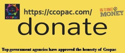 Want to know about the best charities, know ccopac