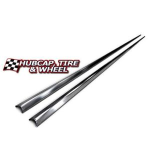 "Purchase AMP RESEARCH POWERSTEP SILVER STEEL TRIM STRIPS 85"" SIERRA DIESEL 75150-01A motorcycle in West Palm Beach, Florida, United States, for US $80.99"