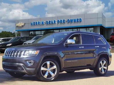 Used 2015 Jeep Grand Cherokee RWD 4dr