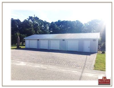 Cannon Building@NMB-1,500 SF Garage Bldg-For Sale-North Myrtle Beach