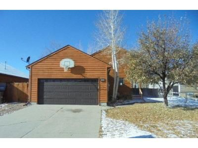 Preforeclosure Property in Rock Springs, WY 82901 - Burr Dr