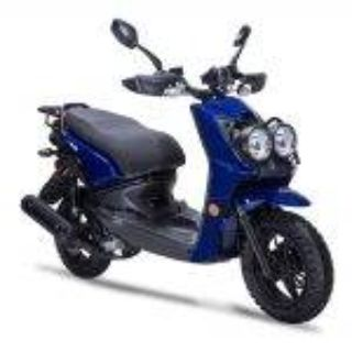 2019 Wolf Brand Scooters Rugby 50cc Moped Moped Mopeds Mukwonago, WI