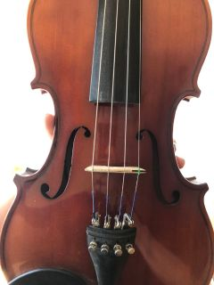 Violin and 2 bows