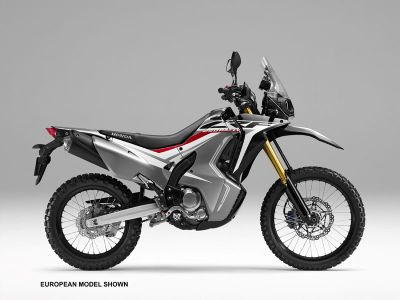 2018 Honda CRF250L Rally Dual Purpose Motorcycles Allen, TX