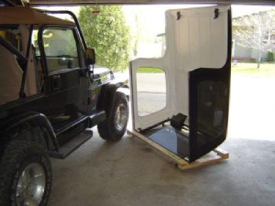 Jeep Wrangler Hard Top Storage Dolly Plans. FREE Download