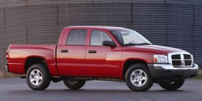 2005 Dodge Dakota SLT (Bright Silver Metallic)