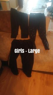 Girls (L -10/12) great condition
