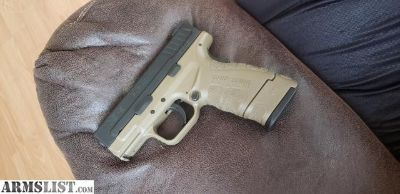 For Sale/Trade: Xd-9 sub compact