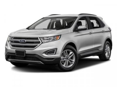 2016 Ford Edge Titanium (RED)