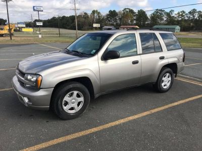 2002 Chevy Trailblazer LS