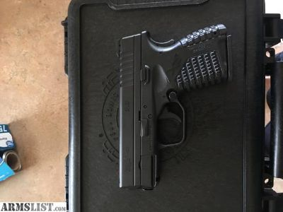 For Sale: New In Box Springfield XDS 9mm