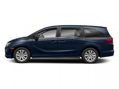 2018 Honda Odyssey LX (Obsidian Blue Pearl)