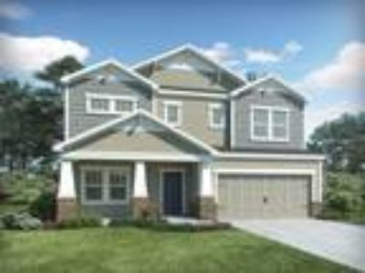 New Construction at 3119 Cedric Court, by Meritage Homes