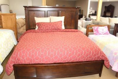 King Size Bed (Including Mattress)