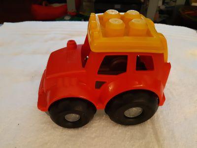 Mega Bloks Lil' Tractor