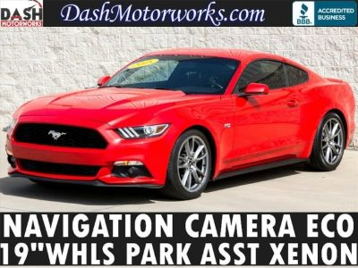 2015 Ford Mustang Ecoboost Navigation Camera Auto 2dr Fastback EcoBoost