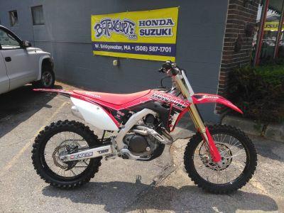 2017 Honda CRF450R Motocross Motorcycles West Bridgewater, MA
