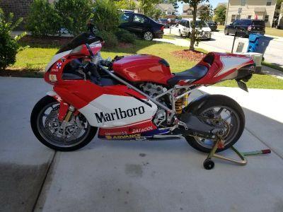 2004 Ducati SUPERBIKE 749 S