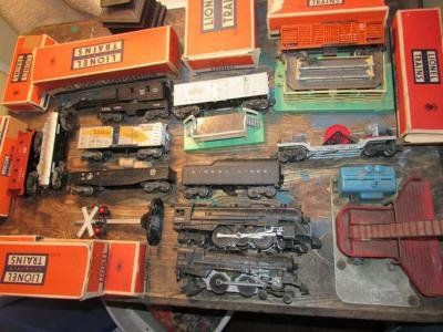 Lionel, AM Flyer, MARX, MARKLIN! ANY Toy Trains Wanting to Buy!