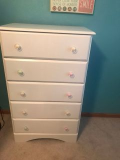 Girls twin bedroom set
