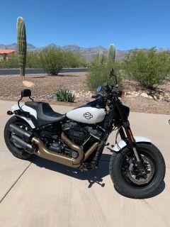 2018 Harley-Davidson FAT BOB