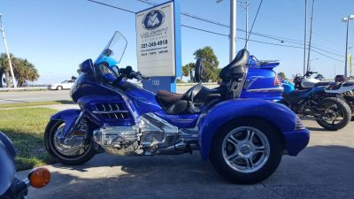 2005 Honda Gold Wing Touring Motorcycles Melbourne, FL
