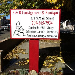 B & B Consignments & Boutique