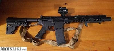 For Sale: AR15 5.56 Pistol